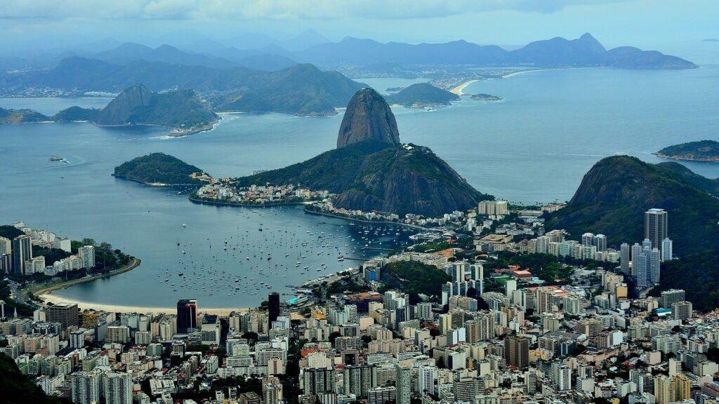 brazil, rio de janeiro, fang a three car